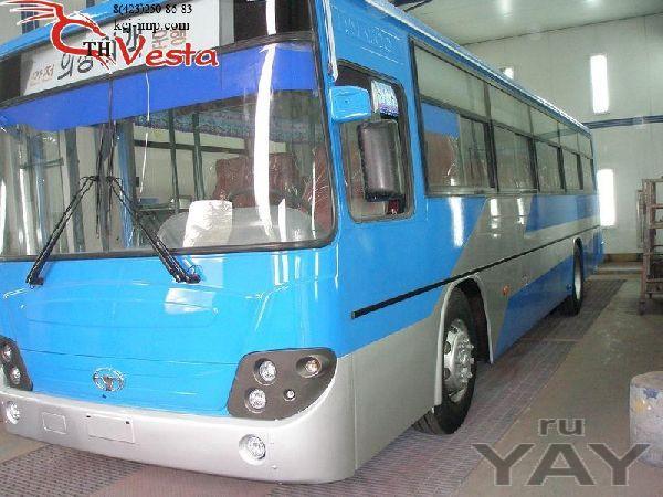 Городской автобус daewoo bs-106, 2011 год