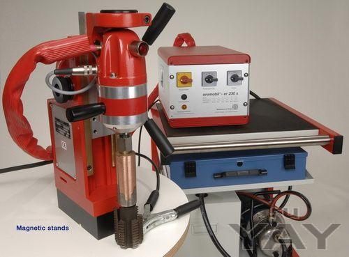 Дезинтегратор металла eromobil er230s