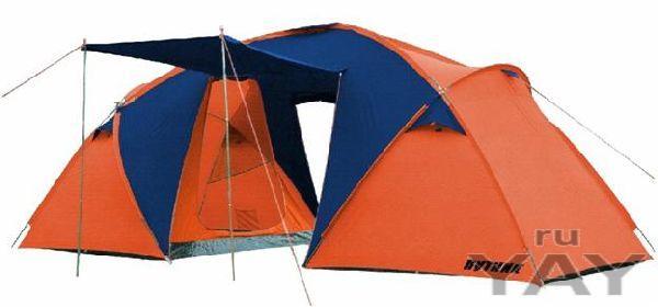 Продается новая кемпинговая палатка фортуна-4