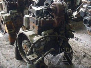 Двигатели на экскаваторы