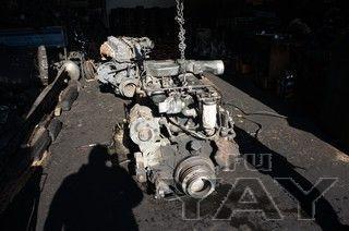 Двигатели на корейские автобусы