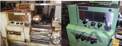Капитальные и средние ремонты металлорежущего оборудования всех видов.