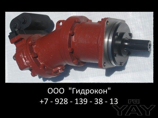 Мотор-насос мн 250/160 и гидромоторы 303,310,313 серий