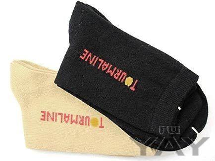 Оздоровительные носки с турмалином