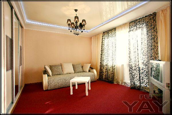 1-комнатная квартира на сутки  проспекте ленинградском 36 б.