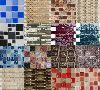 Мозаика и керамическая плитка под кожу от nsmosaic