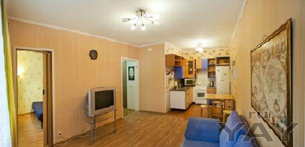 Квартира на сутки  проспекте ленинградском,28а расположена лучшем районе города.