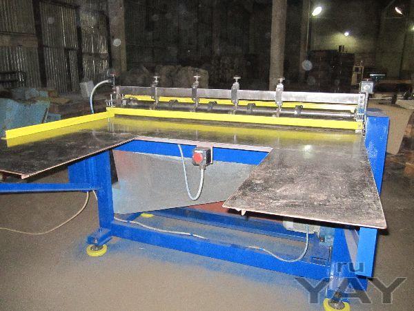 Продам резательно-рилевочный станок кг-4