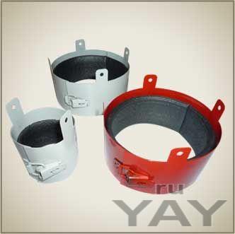 Муфты для противопожарной защиты систем внутренней канализации из пвх-труб