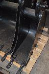 Ковши шириной 300 мм гк интертехника, навеска для экскаваторов и погрузчиков
