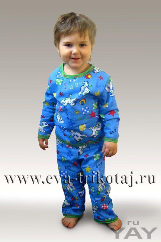 Сорочки ночные, майки, пижамы трикотаж