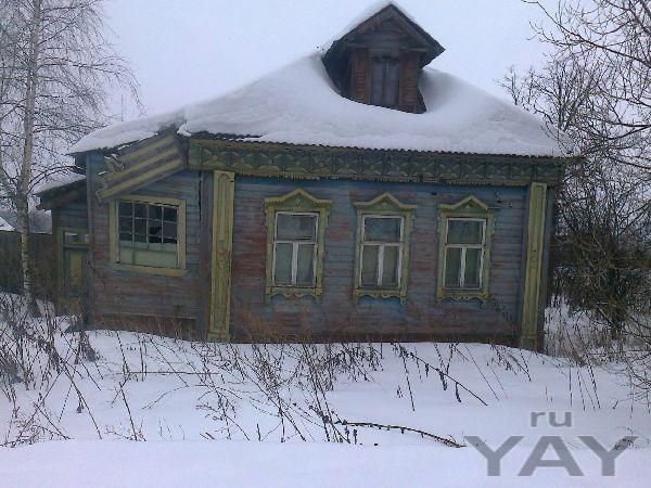 Продам дом в 50 км от города судогодском районе