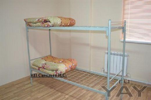 Металлические кровати для общежитий и гостиниц