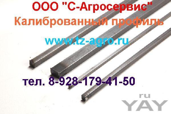Круг калиброванный стальной