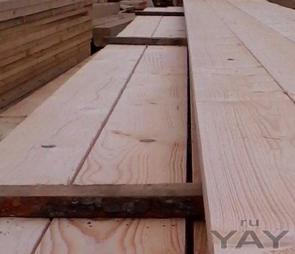 Реализуем пиломатериалы хвойных пород дерева.