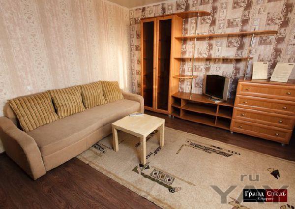 Сутки, 1к квартира в новостройке «золотые купола»