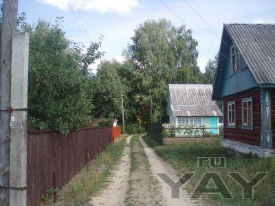 Рубленный домик рядом с д.ефаново