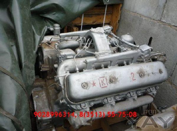 Продам двигатели ямз-238,236,238 турбо с военного хранения, первой комплектации
