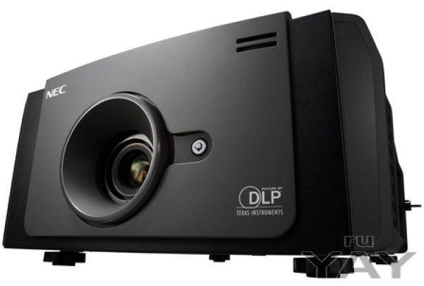 Цифровые проекторы и серверы для кинотеатров