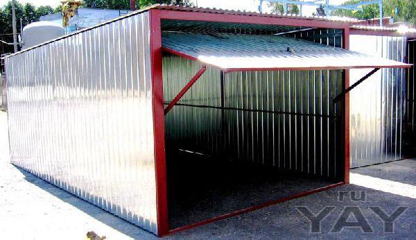 """Компания ооо""""гараж строй сервис"""" реализует гаражи-пеналы от 7000руб."""