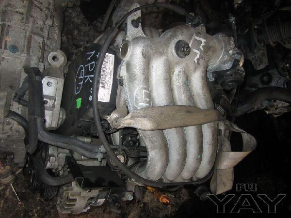 Двигатель apk 2,0л volksvagen (фольксваген), seat, skoda (шкода)