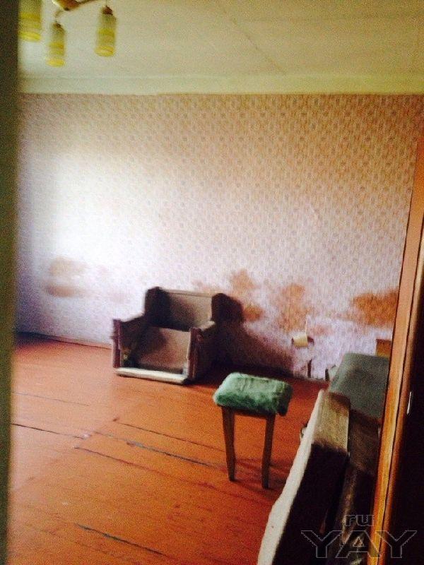 Продам квартиру 57 кв/м с центральным отоплением и канализацией