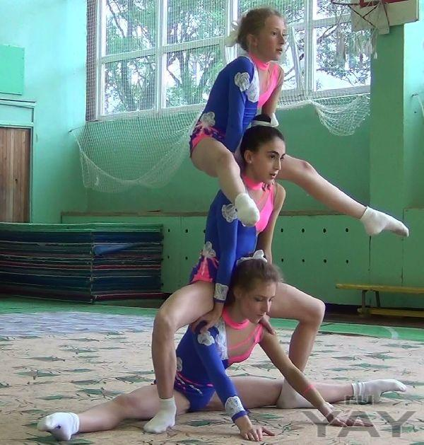 "Спортивная акробатика  ск ""темп"""