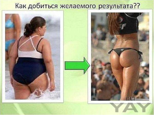 Похудеть эффективно навсегда