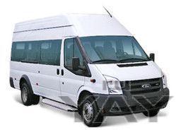 Пассажирские перевозки ( ford transit )