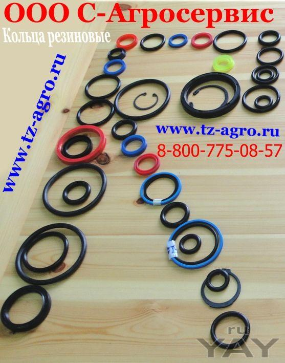 Кольцо резиновое уплотнительное круглое