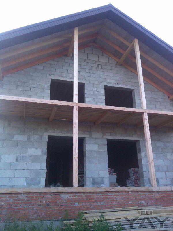 Полистеролбетон - лучший строительный материал!