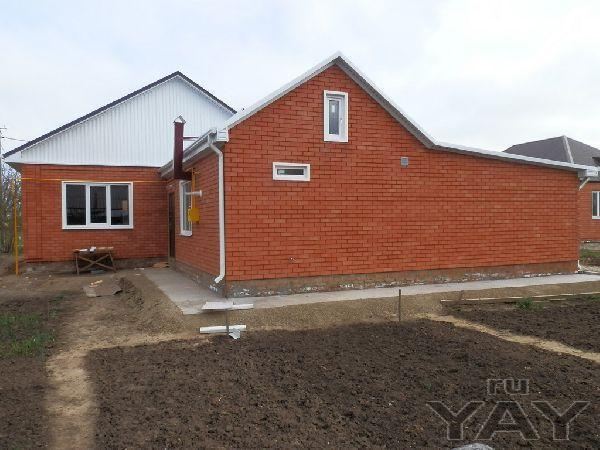 Новый дом в  200 квадратов общ.пл.