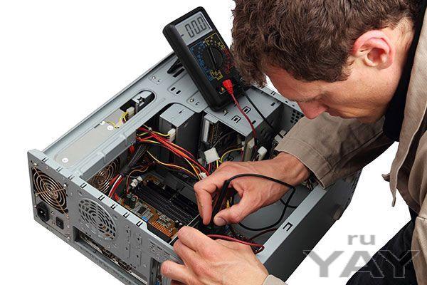 Ремонт компьютеров и ноутбуков restart-it