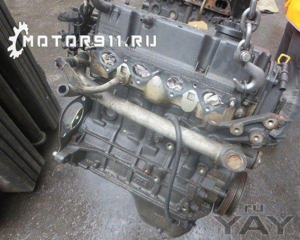 Двигатель g4ea 1,3л hyundai (хендай) getz (гетц), accent (акцент)