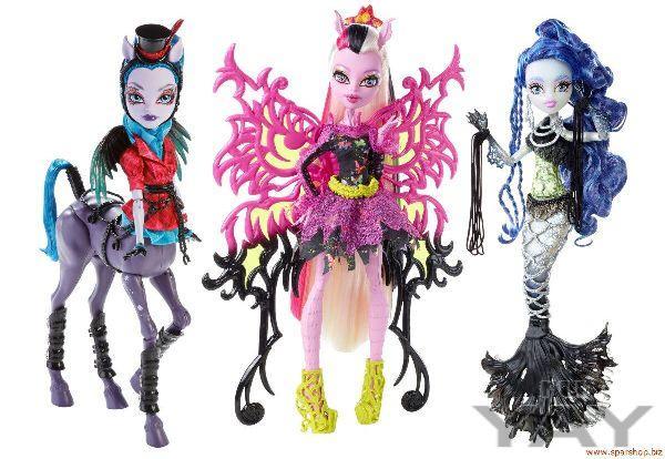 Продаю куклы монстр хай