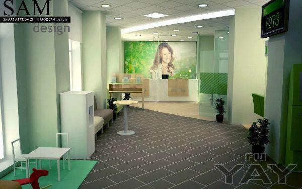 Студия samdesign - дизайн интерьеров, архитектурное проектирование.