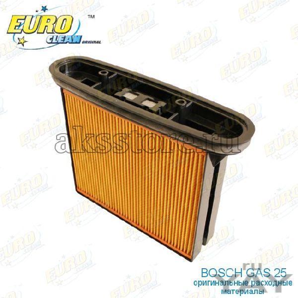 Кacceтный hepa фильтр для пылeсоса bosch gas 25
