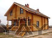 Строим деревянные дома, дачи, бани, коттеджи.