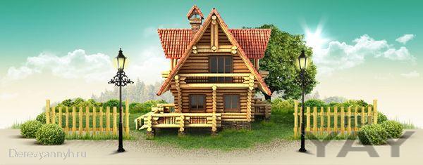 Предлагаем услуги по строительству деревянных домов в калужской области, дома, бани, лестницы и дачи