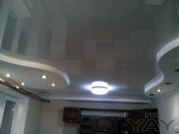 Натяжные потолки, установка, ремонт с демонтажем.