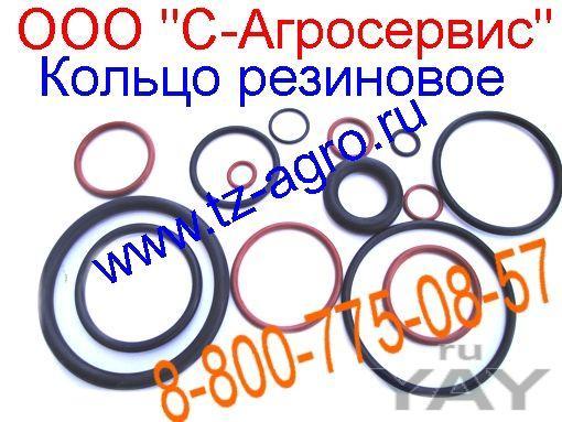 Кольцо резиновое уплотнительное круглое мувп