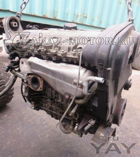 Бу двигатель 2,5 турбо volvo вольво xc70, xc90 b5254t2