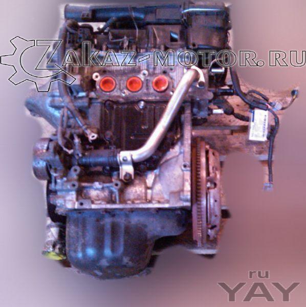 Двигатель бу тойота ярис, iq 1,0л бензин 1kr-fe toyota yaris
