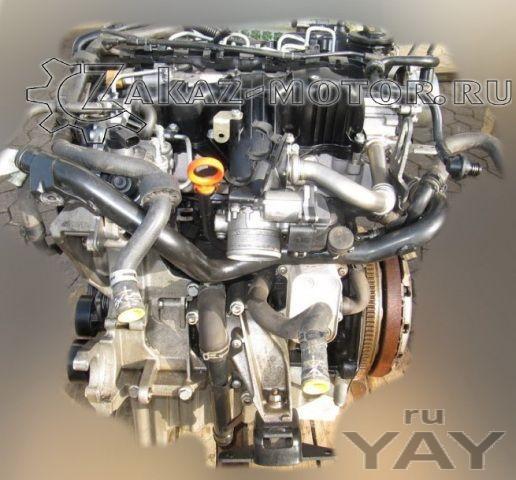 Двигатель бу фольксваген амарок 2,0л турбодизель cdba volkswagen