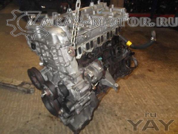 Двигатель бу ssang yong rexton 2,7л турбодизель d27dt 665925