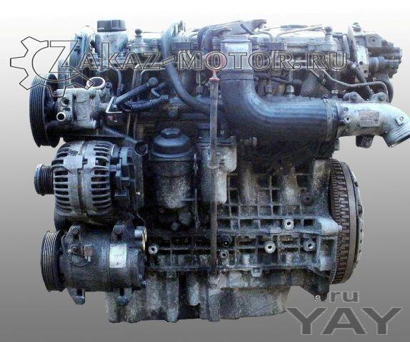 Двигатель бу вольво xc70 2,4л турбодизель d5244t volvo
