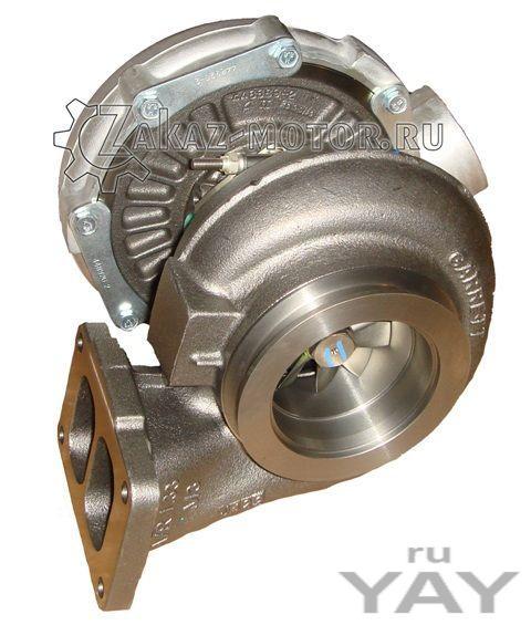 Турбина 452164-5015s volvo (вольво) baumaschine ec360 ec460 12,0л турбодизель