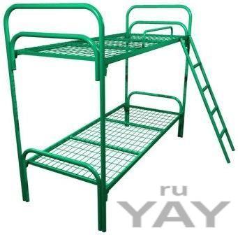 Кровати металлические для рабочих, кровати строителей, гостиниц недорого