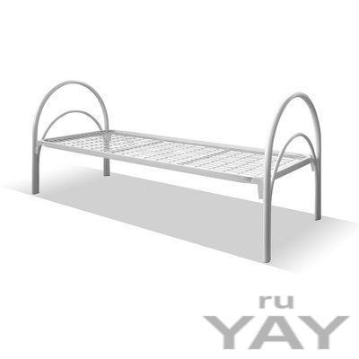 Металлические кровати для турбазы, интернатов, студентов, отеля
