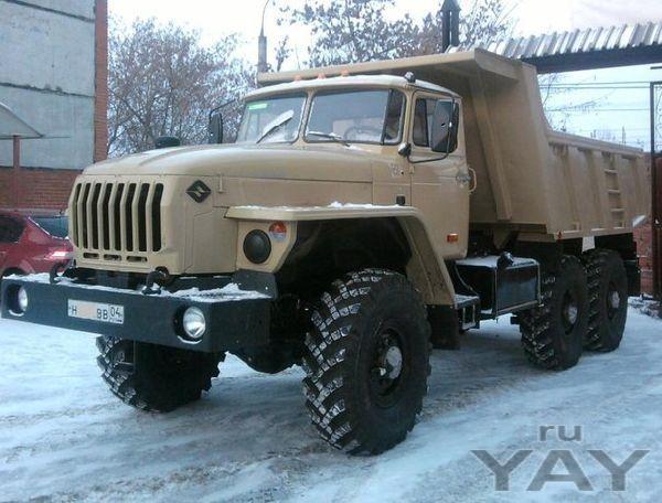 Урал 55571 савок. сборки 2014года